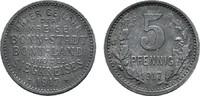 5 Pfennig 1917 RHEINPROVINZ  Vorzüglich  3,50 EUR  Excl. 6,70 EUR Verzending