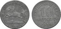 10 Pfennig 1918 BRAUNSCHWEIG  Fast vorzüglich  5,00 EUR  Excl. 6,70 EUR Verzending