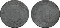 10 Pfennig 1917. HESSEN  Sehr schön.  3,00 EUR  Excl. 6,70 EUR Verzending