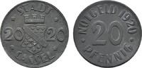20 Pfennig 1920. HESSEN  Fast vorzüglich.  2,00 EUR  Excl. 6,70 EUR Verzending
