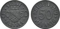 50 Pfennig 1920. HESSEN  Fast vorzüglich.  3,00 EUR  Excl. 6,70 EUR Verzending