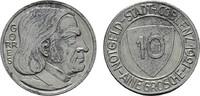 10 Pfennig 1921. RHEINPROVINZ  Etwas fleckig. Fast Vorzüglich.  4,00 EUR  Excl. 6,70 EUR Verzending