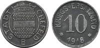 10 Pfennig 1918. RHEINPROVINZ  Sehr schön.  3,00 EUR  Excl. 6,70 EUR Verzending