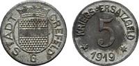 10 Pfennig 1919. RHEINPROVINZ  Vorzüglich -.  3,00 EUR  Excl. 6,70 EUR Verzending