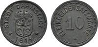 10 Pfennig 1919. HESSEN  Vorzüglich.  3,00 EUR  Excl. 6,70 EUR Verzending