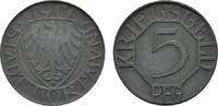 5 Pfennig 1917. WESTFALEN  Sehr schön-vorzüglich.  2,00 EUR  Excl. 6,70 EUR Verzending