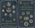 Kursmünzensatz 1981. SCHWEIZ  Polierte Platte  18,00 EUR  Excl. 6,70 EUR Verzending