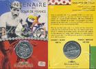 1/4 Euro 2003. FRANKREICH  Stempelglanz.  10,00 EUR  Excl. 6,70 EUR Verzending
