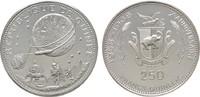 250 Francs 1969. GUINEA Republik. Polierte Platte.  15,00 EUR  Excl. 6,70 EUR Verzending