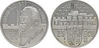 25 Ecu 1993. LUXEMBURG Henri, seit 2000. Polierte Platte.  20,00 EUR  Excl. 6,70 EUR Verzending