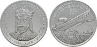 20 Ecu 1992. LUXEMBURG Jean, 1964-2000. Polierte Platte.  22,00 EUR  Excl. 6,70 EUR Verzending