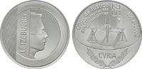 25 Euro 2002. LUXEMBURG Henri, seit 2000. Polierte Platte  40,00 EUR  Excl. 6,70 EUR Verzending
