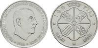 100 Pesetas 1966 (67). SPANIEN Regierung von Francisco Franco, 1939-197... 10,00 EUR  Excl. 6,70 EUR Verzending