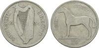 1/2 Crown 1934. GROSSBRITANNIEN Freistaat, 1922-1937. Sehr schön  8,00 EUR  Excl. 6,70 EUR Verzending
