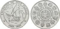 1000 Escudos 1992. PORTUGAL  Polierte Platte  20,00 EUR  Excl. 6,70 EUR Verzending