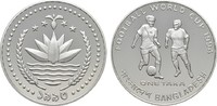 1 Taka 1994. BANGLADESH  Polierte Platte  20,00 EUR  plus 6,70 EUR verzending