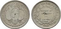 50 Centavos 1899. BOLIVIEN Republik. Angebohrt. Sehr schön  13,00 EUR  zzgl. 4,50 EUR Versand