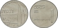 Lira 1960. ISRAEL Republik seit 1948. Stempelglanz  8,00 EUR  zzgl. 4,50 EUR Versand