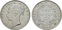 Rupee 1840. GROSSBRITANNIEN British East India Company. Kl.Rdf., kl.Kra... 45,00 EUR  zzgl. 4,50 EUR Versand