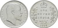 Rupee 1906. GROSSBRITANNIEN British India. Vorzüglich  25,00 EUR  zzgl. 4,50 EUR Versand