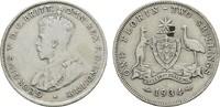 Florin (2 Shillings) 1934. AUSTRALIEN George V, 1910-1936. Sehr schön -  40,00 EUR  zzgl. 4,50 EUR Versand