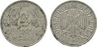 2 DM 1951, F. BUNDESREPUBLIK DEUTSCHLAND  Rdf. Fleckig. Sehr schön  15,00 EUR  zzgl. 4,50 EUR Versand