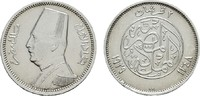 2 Piaster AH 1348. ÄGYPTEN Fuad, 1917-1936. Sehr schön +  13,00 EUR  zzgl. 4,50 EUR Versand