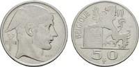 50 Francs 1949. BELGIEN Leopold III., 1934-1950. Sehr schön.  8,00 EUR  zzgl. 4,50 EUR Versand