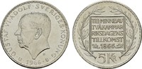5 Kronen 1966 SCHWEDEN Gustav VI. Adolf, 1950-1973. Stempelglanz  8,00 EUR  zzgl. 4,50 EUR Versand