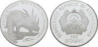 500 Afghanis 1994. AFGHANISTAN Demokratie 1979-2002. Polierte Platte, g... 40,00 EUR  Excl. 7,00 EUR Verzending