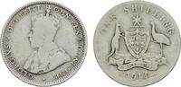 Shilling 1914. AUSTRALIEN George V, 1910-1936. Sehr schön  5,00 EUR  zzgl. 4,50 EUR Versand