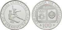 100 Dinara 1984. JUGOSLAWIEN  Polierte Platte.  9,00 EUR  zzgl. 4,50 EUR Versand