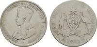 Florin (2 Shillings) 1921. AUSTRALIEN George V, 1910-1936. Sehr schön  40,00 EUR  Excl. 7,00 EUR Verzending
