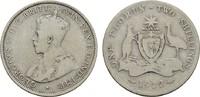 Florin (2 Shillings) 1922. AUSTRALIEN George V, 1910-1936. Sehr schön  17,00 EUR  Excl. 7,00 EUR Verzending