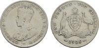 Florin (2 Shillings) 1926. AUSTRALIEN George V, 1910-1936. Sehr schön  10,00 EUR  Excl. 7,00 EUR Verzending