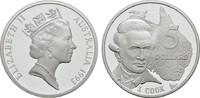 5 Dollars 1993. AUSTRALIEN Elizabeth II. seit 1952. Polierte Platte.  23,00 EUR  Excl. 7,00 EUR Verzending