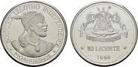 50 Licente 1966 LESOTHO  Polierte Platte  30,00 EUR  zzgl. 4,50 EUR Versand