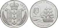10 Dollars 1992 NIUE Elizabeth II. seit 1952. Polierte Platte  22,00 EUR  zzgl. 4,50 EUR Versand