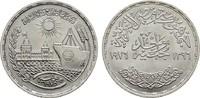 Pound AH 1396 = 1976 ÄGYPTEN Arabische Republik Ägypten seit 1971. Fast... 12,00 EUR  zzgl. 4,50 EUR Versand