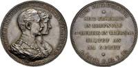 Silbermedaille (E.Weigand) o.J. (ab 1889) KAISERREICH Wilhelm II., 1888... 100,00 EUR  zzgl. 4,50 EUR Versand