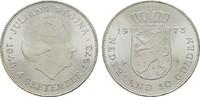 10 Gulden 1973 NIEDERLANDE Juliana, 1948-1980. Stempelglanz -  13,00 EUR  zzgl. 4,50 EUR Versand