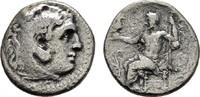 Drachme  MACEDONIA Alexander III., 336-323 v. Chr. Schön  40,00 EUR  zzgl. 4,50 EUR Versand