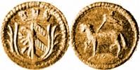1/32 Dukat  Nürnberg, Stadt 1/32 Dukat GOLD vz  214,00 EUR  zzgl. 7,00 EUR Versand