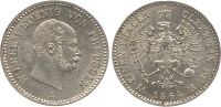 1/6 Taler 1864 Brandenburg-Preußen 1/6 Taler 1864 A vz+  170,00 EUR  zzgl. 7,00 EUR Versand