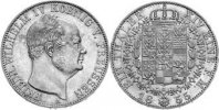 Taler 1855 Brandenburg-Preußen Taler 1855 A vz  184,00 EUR  zzgl. 7,00 EUR Versand