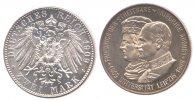 2 Mark 1909 Sachsen 2 Mark 1909 E fast st  121,00 EUR  zzgl. 7,00 EUR Versand