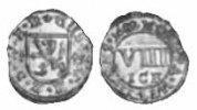 Heller 1682 Sayn-Wittgenstein-Hohenstein 8 Heller 1682 fvz  170,00 EUR