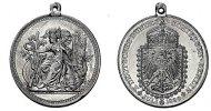 Medaille 1890 Brandenburg-Preußen Medaille vz  132,00 EUR  zzgl. 7,00 EUR Versand