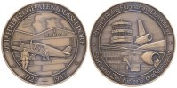 Dsseldorf Medaille 1987 vz Medaille