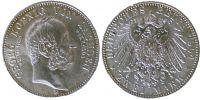 2 Mark 1904 Sachsen 2 Mark 1904 E st  107,00 EUR  zzgl. 7,00 EUR Versand